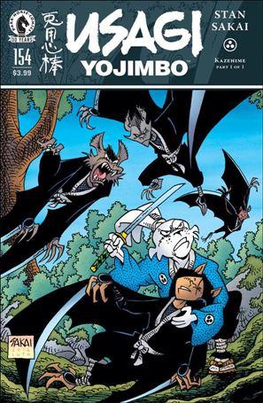 Usagi Yojimbo (1996) 154-A