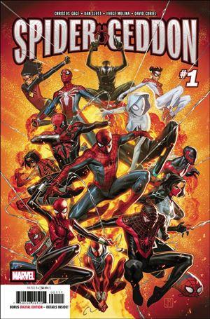 Spider-Geddon 1-A