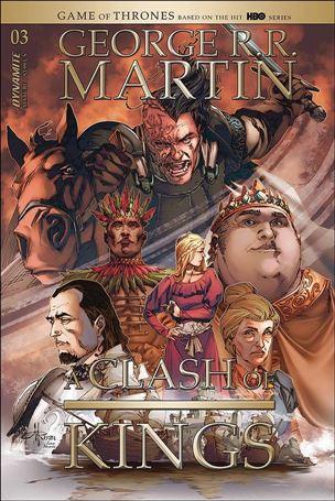 George R. R. Martin's A Clash of Kings (2020) 3-B