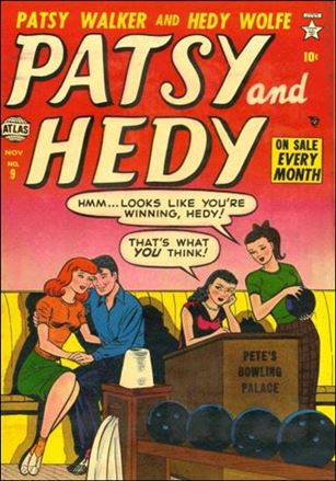 Patsy and Hedy 9-A