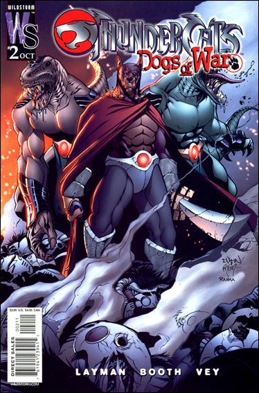 Thundercats Wildstorm on Thundercats  Dogs Of War 2 B  Sep 2003 Comic Book By Wildstorm