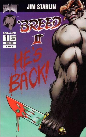 Breed II 1-A by Malibu