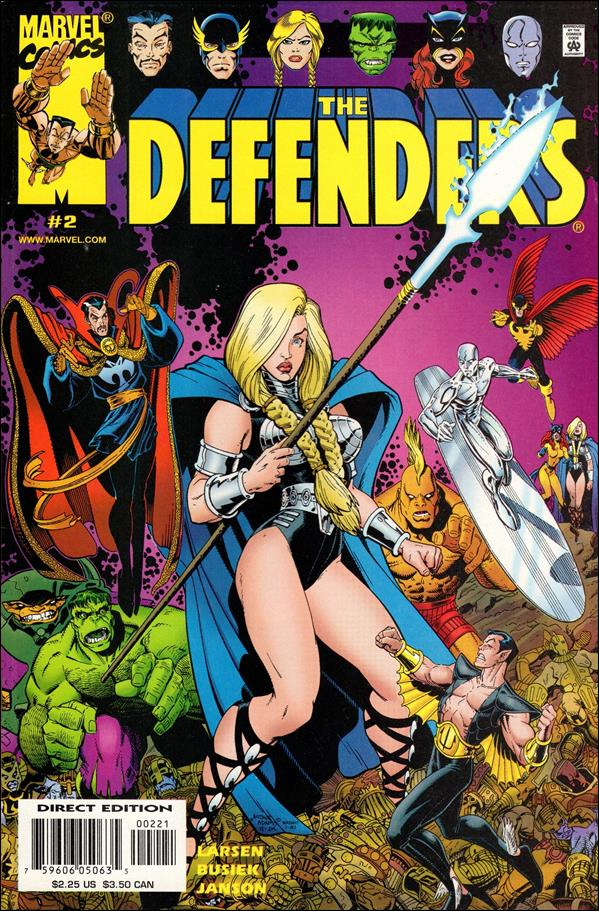 Defenders (2001) 2-B by Marvel