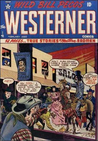 Westerner (1948) 25-A by Toytown