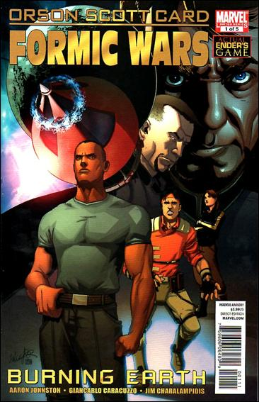 Formic Wars: Burning Earth 1-A by Marvel