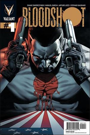Bloodshot (2012) 1-G