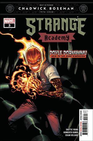 Strange Academy 3-A