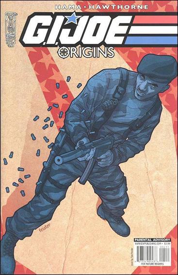 G.I. Joe: Origins 4-B by IDW