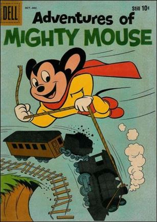 Adventures of Mighty Mouse (1959) 148-A