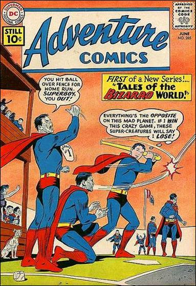 Adventure Comics (1938) 285-A by DC