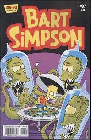 Simpsons Comics Presents Bart Simpson 97-A