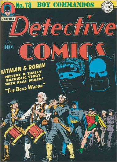 Detective Comics (1937) 78-A by DC