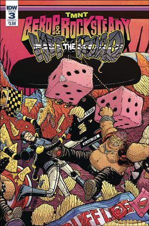 Teenage Mutant Ninja Turtles: Bebop & Rocksteady Hit The Road 3-A