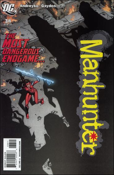 Manhunter (2004) 38-A by DC