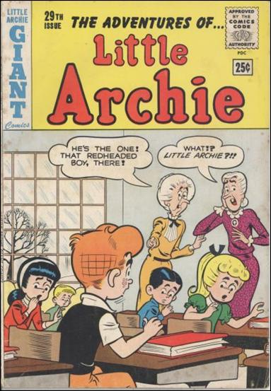 Little Archie 29-A by Archie