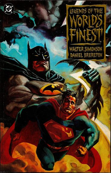 Legends of the World's Finest 1-A by DC