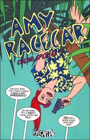 Amy Racecar: Color Special 1-A