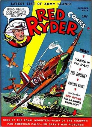 Red Ryder Comics 4-A