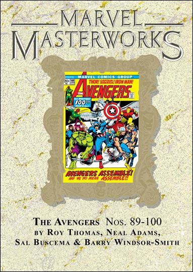 Marvel Masterworks: The Avengers 10-B by Marvel