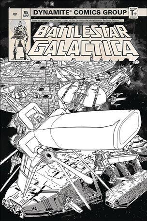 Battlestar Galactica (Classic) (2018) 5-D
