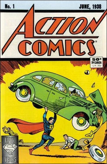 Action Comics (1938) 1-D by DC