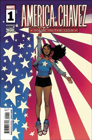 America Chavez: Made in the USA 1-A