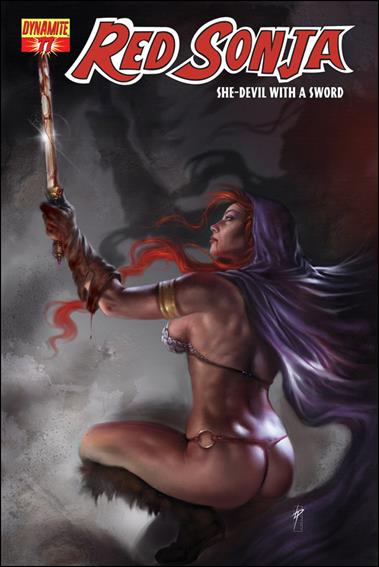 Red Sonja (2005) 77-A by Dynamite Entertainment