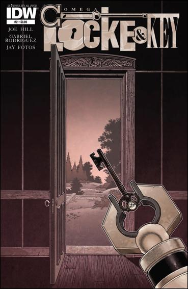 Locke & Key: Omega 2-A by IDW