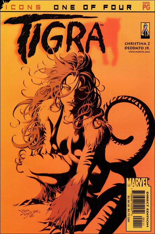 Tigra 1-A by Marvel