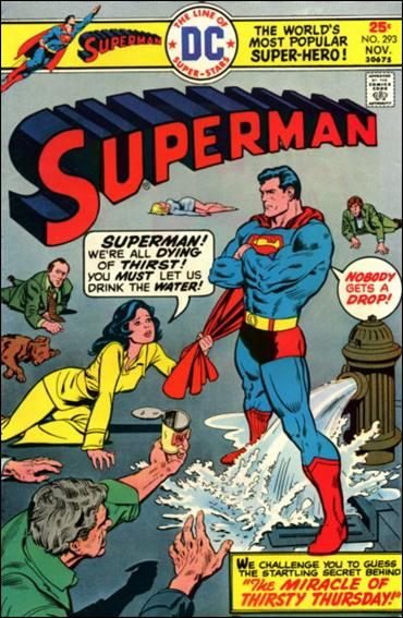 Superman (1939) 293-A by DC