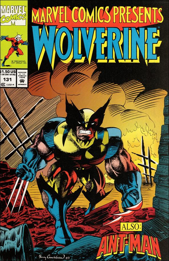 Marvel Comics Presents (1988) 131-A by Marvel