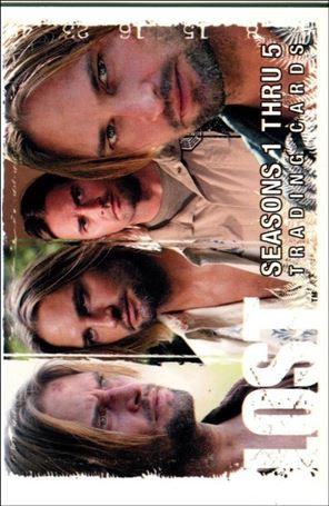 Lost: Seasons 1 thru 5 (Promo) P3-A