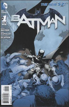 Batman (2011) 1-G