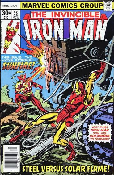 Iron Man (1968) 98-A by Marvel