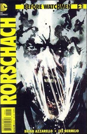 Before Watchmen: Rorschach 2-D
