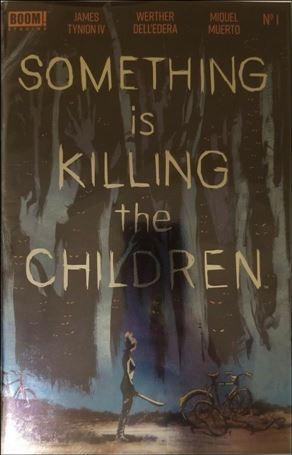 Something is Killing the Children 1-J
