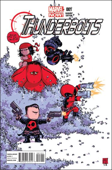 Thunderbolts (2013) 1-C by Marvel