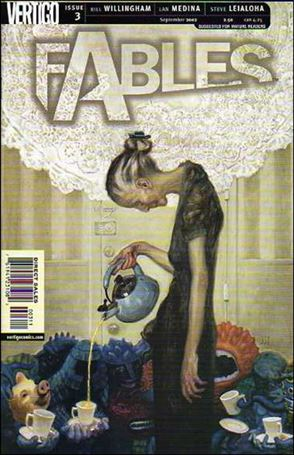 Fables 3-A
