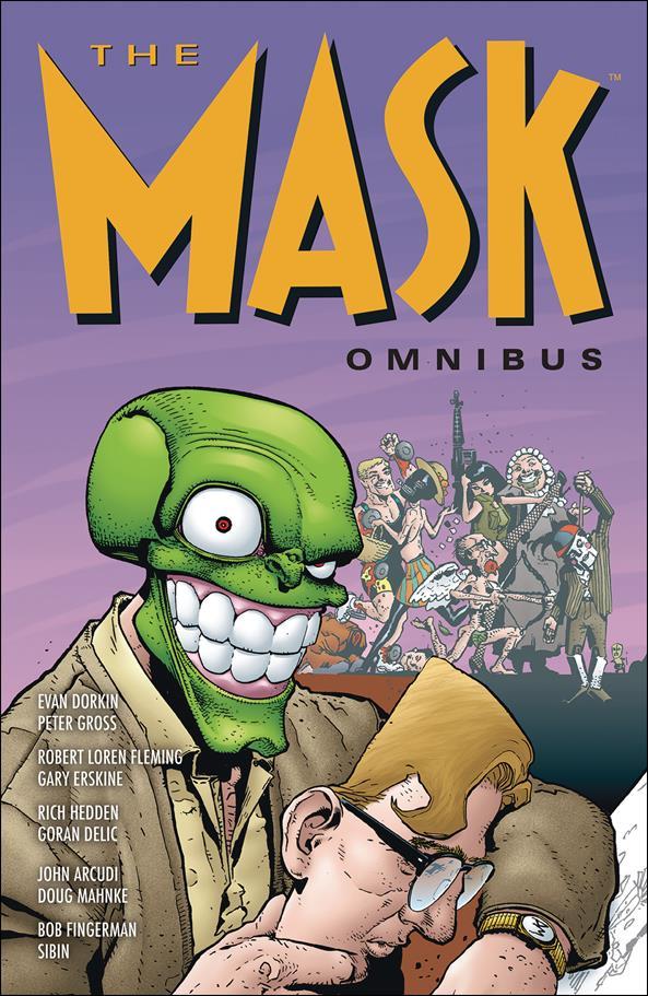 Mask Omnibus 2-B by Dark Horse