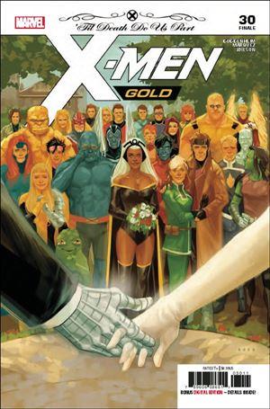 X-Men: Gold 30-A