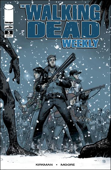 Walking Dead Weekly 5-A by Image