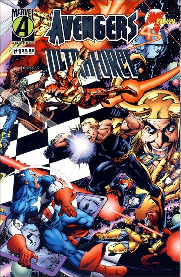 Avengers/UltraForce 1-A by Marvel