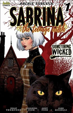 Sabrina the Teenage Witch: Something Wicked 1-E