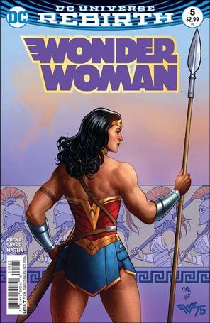 Wonder Woman (2016)  5-B