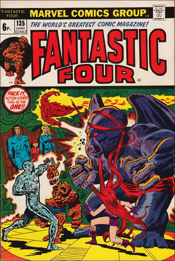Fantastic Four (1961) 135-B by Marvel