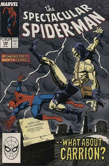Spectacular Spider-Man (1976) 149-A by Marvel