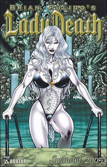 Lady Death: Swimsuit Special 2005-A by Avatar Press