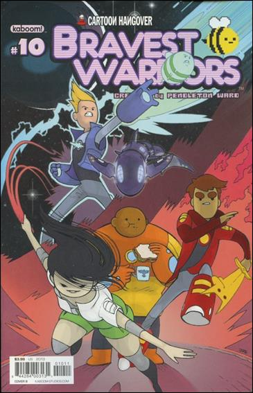 Bravest Warriors 10-B by Kaboom!