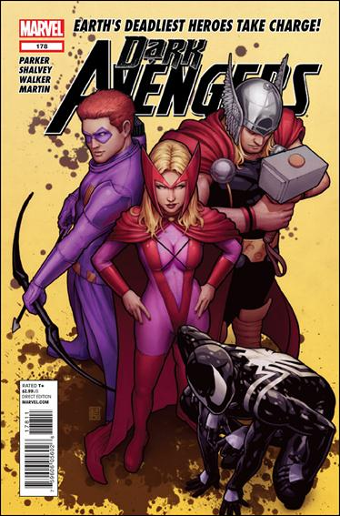 Dark Avengers (2012) 178-A by Marvel
