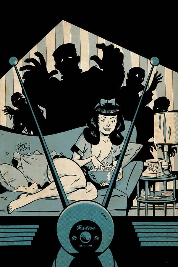 Bettie Page: Unbound 6-L by Dynamite Entertainment